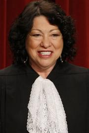 Supreme Court Sotomayor