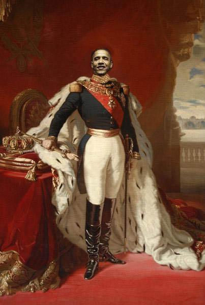 Obama_as_Napoleon_III