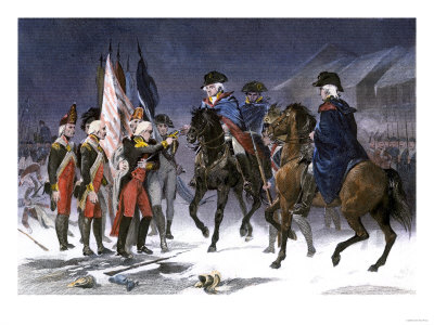 Pictures Of George Washington In The Revolutionary War. George Washington#39;s army