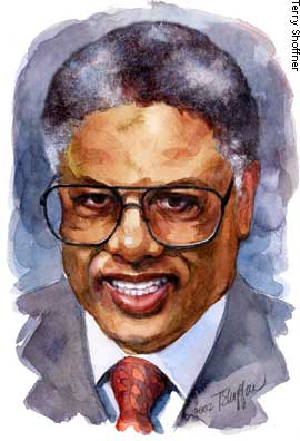 THOMAS SOWELL: Unknown Unknowns « Snow Report Blog